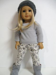 American Girl Doll Clothes Skater Girl by 123MULBERRYSTREET, $29.00