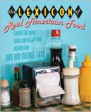 Buy Lexicon of Real American Food by Jane Stern, Michael Stern and Read this Book on Kobo's Free Apps. Discover Kobo's Vast Collection of Ebooks and Audiobooks Today - Over 4 Million Titles! American Diner, American Food, American Girl, Disneyland Restaurants, Jane And Michael, How To Make Sushi, Cookery Books, Best Bbq, Book Nooks