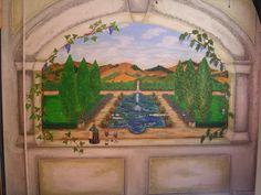 muurschildering deurne