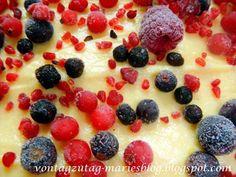 @vontagzutagmari Sommerlicher Beerenkuchen http://vontagzutag-mariesblog.blogspot.com