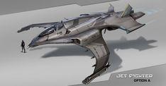 ArtStation - Ships Design, jeremy chong
