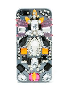 Skinnydip London Jewel Thief iPhone 5 Case | Shop Accessories at Nasty Gal