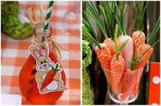 The High Heeled Hostess: easter centerpieces