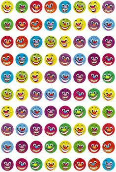Dynamic Dots Smile Stickers - Australian Teaching Aids Resources and Supplies - Teacher Superstore Child Smile, Teaching Aids, Kids Stickers, My Emotions, Drawing For Kids, Wood Crafts, Dots, Teacher, Writing