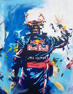 Sebastian Vettel Redbull F1