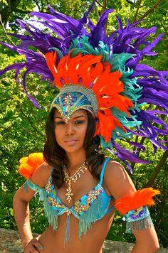 JP club's costumes highlight Caribbean carnival Rihanna Carnival, Carnival Dancers, Caribbean Carnival Costumes, Jamaica Carnival, My Black Is Beautiful, Beautiful Women, Samba Dance, Summer Madness, Caribbean Queen