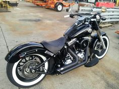 Softail slim, I owned this last year :)