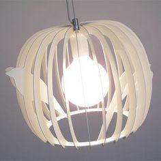 2012 hot sell Lighting lamps peca birdbrains bird nest pendant light child modern rustic tieyi brief free shipping $251.18