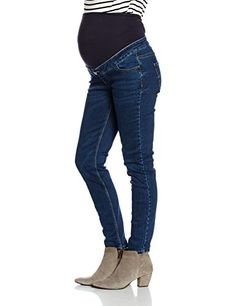 5045527449272 | #New #Look #Maternity #Damen #Umstands #Jeans #Over #Bumb #Ivy…