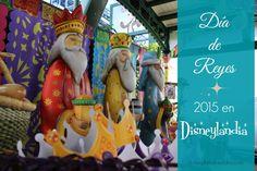 Día de Reyes 2015 en Disneylandia ya esta aquí. Lee sobre el nuevo show El Espíritu de Navidad y como tu y tu familia lo pueden celebrar en Disneylandia.