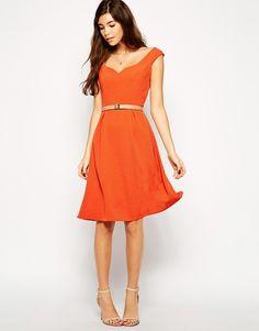 Image 4 ofLove Debutante Textured Prom Dress