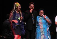 Marinah, Juan Perro y Omara Portuondo La Mar de Músicas