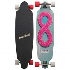 This is my longboard! I love it :) ♡