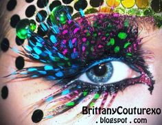 I love creating my own eyelashes. For these ones, I used feathers that I purchased from a craft store. I cut them into small pieces and glued them to my natural lashes using eyelash adhesive. It is as simple as that. If you have naturally thin eyelashes, like myself, the key is to apply a [...]