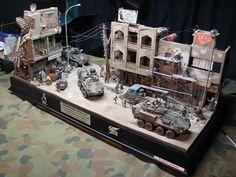 Armorama :: That Aussie's in Iraq Diorama, 2006