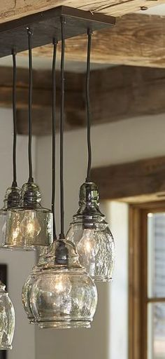 Rustic Lighting Rustic Home Decor Pinterest Rustic lighting