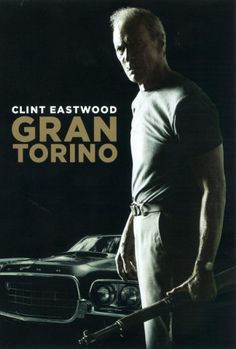 """Clint Eastwood stars in the drama """"Gran Torino,"""" marking his first film role since his Oscar-winning """"Million Dollar Baby."""" Eastwood also directs the film in which he plays Walt Kowalski, an iron-wil Clint Eastwood, Film Movie, See Movie, Gran Torino Film, Grand Torino, Old Movies, Great Movies, Movies Free, Movies 2019"""