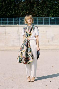 paris fashion week ss15 // vanessa jackman