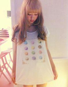 Japanese Models, Japanese Fashion, Korean Fashion, Ulzzang Fashion, Gyaru, Kawaii Girl, Kawaii Fashion, Pretty Little, T Shirts For Women