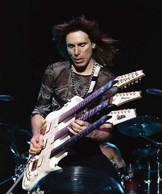 Steve Vai |Pinned from PinTo for iPad|