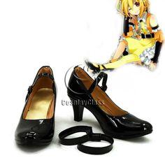 Mekakucity actors Kagerou Project NO.5 Kisaragi Momo Cosplay Shoes – CosplayClass  #MekakucityactorsKagerouProject #KisaragiMomocosplay #shoes  #cosplayclass