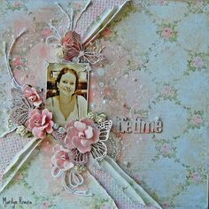 Blue Fern Studios: August projects & Video tutorial by Marilyn
