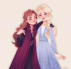 """princessesfanarts: """"""""Into the Unknown"""" by LOLDisney """" Frozen Disney, Disney Magic, Film Frozen, Frozen Fan Art, Arte Disney, Disney Fan Art, Disney Sketches, Disney Drawings, Disney And Dreamworks"""