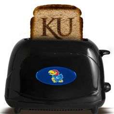 Kansas Jayhawks UToast Elite Toaster