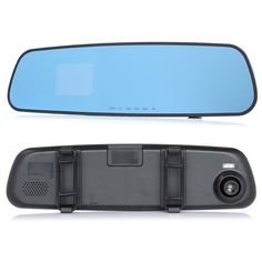 2016 good quality newest  HD dash car camera dvr parking rearview mirror video recorder with night vision front camera mini dvr <3 Encontrar productos similares haciendo clic en la VISITA botón