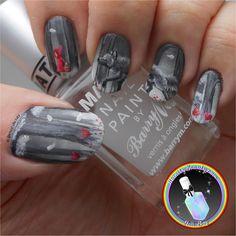 little red riding hood nail art. Ithinity Beauty - Nail Art Blog