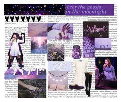 """""""The shadows bring the starlight, and everything you've ever been is still there in the dark night 