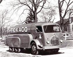 1941 GMC COE Texaco Tank Truck by gdmey, via Flickr