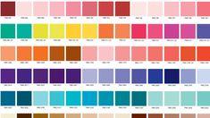 Cada color, un significado
