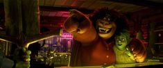 Desarrollo visual: El Arte de Onward ❤️ Diseño de Personajes y Concept Art Pixar, Beloved Film, Monster University, Twin Sisters, Fantasy World, Feature Film, Toy Story, Short Film, Concept Art