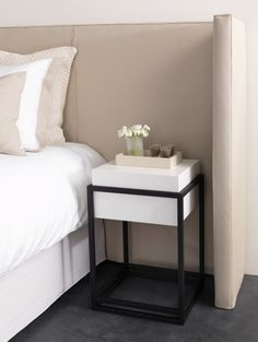 Nilson mentor bed side table