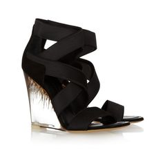 c5d278fda4a7b2 Donna Karan - My Color Fashion via Polyvore Fab Shoes