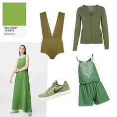 Greenery, le vert punchy