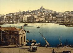 1890-1900 - Port de Marseille