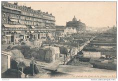 13 // MARSEILLE Vue Générale Des Quais De La Joliette LL 75 - Marseille