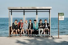 BTS has now released a second set of concept photos for their new album! After sharing their colorful and laid-back first batch of concept photos yesterday