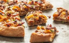 Onion, Bacon and Butternut Tart | Whole Foods Market