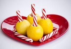 Lemon Twizzlers