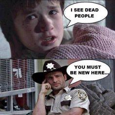 Funny Walking Dead Meme's