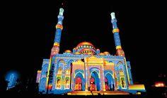Festival of lights-Sharjah
