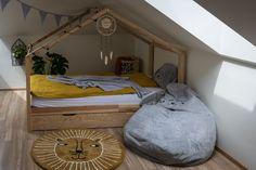 Oryginalne meble i dodatki do dziecięcych wnętrz. Stwórz z nami pokój dziecięcych marzeń! Lew, Toddler Bed, House, Furniture, Design, Home Decor, Child Bed, Home, Haus