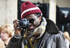 Tommy Ton's Street Style: New York Fashion Week: Style: GQ 2011