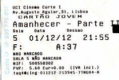 "Cinema: ""A Saga Crepúsculo: Amanhecer - Parte 2, O Final"" (The Twilight Saga: Breaking Dawn – Part 2) @ UCI El Corte Inglês, Lisboa a 1 de Dezembro de 2012."