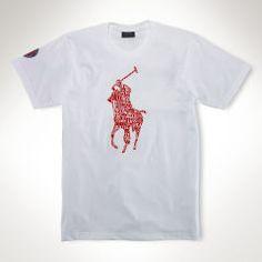 English Literacy T-Shirt - Polo Ralph Lauren Tees - RalphLauren.com