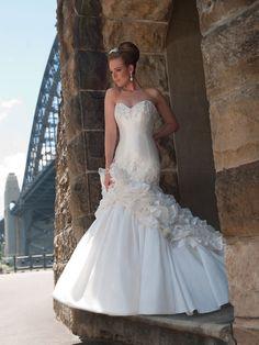 #Adelia #Sophia Tolli #Wedding #Dress