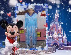 Navidad disney by MiSA-MiiSA.deviantart.com on @deviantART